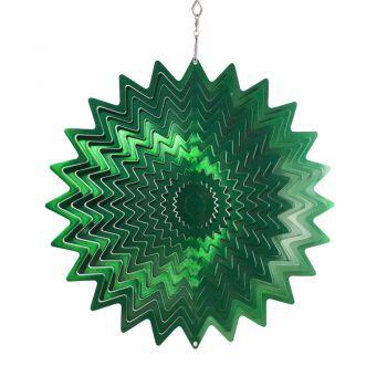 Windspiel Splash Grün