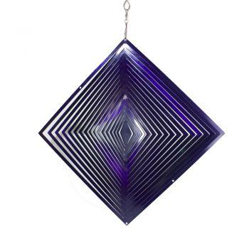 Windspiel Viereck Violet