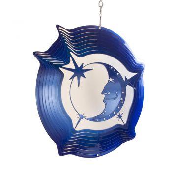 Windspiele Mond Blau